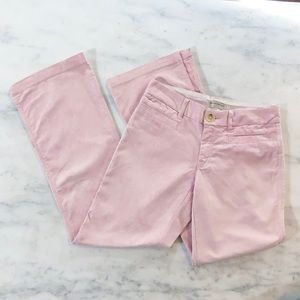 Banana Republic Pink Pants